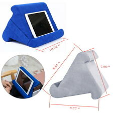 Tablet Pillow MultiAngle Holder Stand Foam Reading Bed Support Cushion