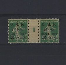 CILICIE TURQUIE n° 90 neuf sans charnière Paire mill 9 - Cilicia Turkey stamp MH
