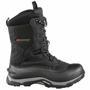 Baffin Summit Mens  Boots   Mid Calf  - Black