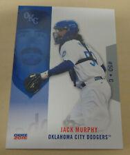 JACK MURPHY - 2016 Oklahoma City Dodgers - Sydney Blue Sox - Aussie Baseball