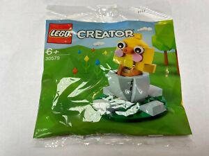 LEGO Creator Easter Chick Egg Polybag (30579) *BRAND NEW & SEALED!*
