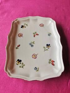 Villeroy Boch Petite Fleur kleine Servierplatte