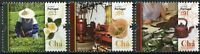 Portugal Plants & Nature Stamps 2019 MNH Tea from Azores Cultures 3v Set