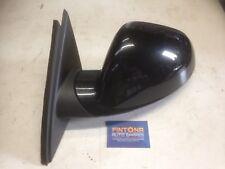 Vauxhall Insignia 09-13 Lh Passager Porte miroir carbone noir Flash 22 C 13320192