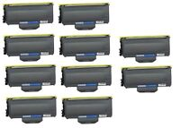 10pk For Brother TN360 HY Blk Toner DCP-7030 7040 7045N 2140 2150N 2170W 7320