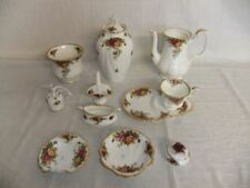 Victorian British Royal Albert Porcelain & China Tableware