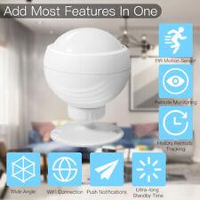WIFI Movement Sensor Smart Life APP Wireless Motion PIR Sensor Detector 2020 xzj