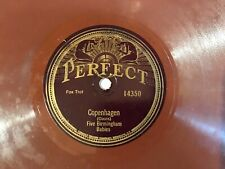 FIVE BIRMINGTON BABIES on Perfect 78 RPM 14350 ( COPENHAGEN / DEEP SEA BLUES )