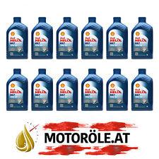 12x1 Liter Shell Helix HX7 10W-40 Motoröl, ACEA A3/B4  VW 502 00/ 505 00