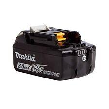 Batteria originale MAKITA BL1830B 3Ah 18V con led per indicazione di carica