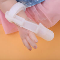 Thumbsucking Silicone Thumb Sucking Stop Finger Guard For Baby Kids Safety