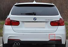 BMW SERIE f31 3 NUOVO ORIGINALE POSTERIORE M SPORT TOURING PARAURTI Gancio di traino copertura 8056616