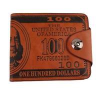 Cartera - Billetera de hombre, Dollar USA, varios modelos, desde España, #259