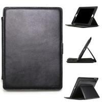 Urcover® Tablet Tasche für Apple iPad Air 2 Hülle Sleeve Etui mit Ständer Braun