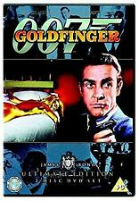 Goldfinger (Ultimate Edition 2 Disc Set)  [DVD] [1964], , Used; Good DVD