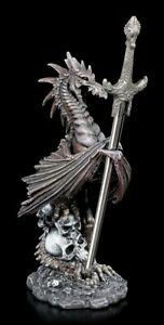 Letter Opener Dragon - Litche Blade - Ruth Thompson Fantasy Gothic Postöffner