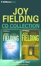 Joy Fielding CD Collection : Mad River Road, Heartstopper by Joy Fielding...