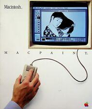 1983 Macintosh Macpaint User's Guide 030-0848