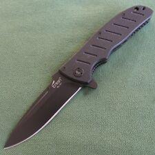 Enlan BEE Black Blade G10 Handle Liner Lock Camping Pocket Folding Knife EL-01B