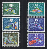 ALEMANIA/RDA EAST GERMANY 1976 MNH SC.1769/74 Gruppies