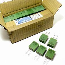 12 pcs 0.448uF ~ 0.45uF 250V 0.5% Polystyrene Audio Capacitors K71-7