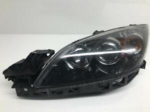 Mazda 3 2004 To 2008 Headlamp LH