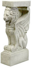 Winged Lion Console Base Pedestal 32""