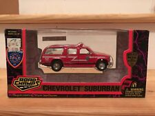 Road Champs 1/43 Bowling Green, KY Fire Chief 1996 Chevrolet Suburban