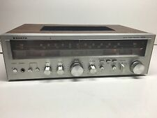Sanyo 2033 Am/Fm Stereo Receiver L@@K