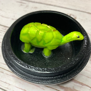 Souvenir from Thailand, soap in the form of handmade turtles