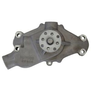 Moroso 63500 Cast Aluminum Water Pump for Small Block Chevy NEW