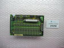 Analogue distributor card CVA 500 Bachmann Electronic No. 2532/00, Unilog 4000