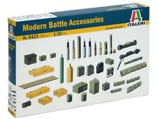 ITALERI 1:35 MODERN BATTLE ACCESSORIES ART 6423