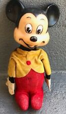 Mickey Mouse Plastic Toy Figurine