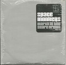 SPACE MONKEY March of the Scare Crows w/ 3 RARE MIXES Limited NUMBERED CD single