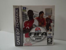 Jeu Game Boy Advance FIFA 2005 - NEUF SOUS BLISTER ! GBA