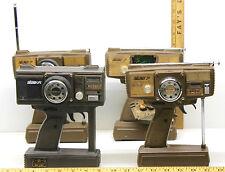 4 R/C Radio Control Controllers Aristocraft Challenger 2P Hi-Tec Digital Korea