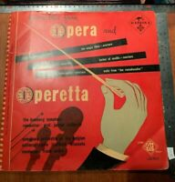 Favourites from Opera & Operetta - Various Radiola Records LSK7019 LP