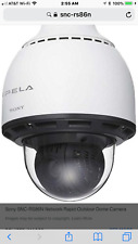 NEW SONY RAPID DOME SNC-RS86N OUTDOOR 36x NETWORK IP-PTZ D/N $5270 LIST