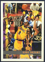 Kobe Bryant 1997-98 Topps #171 Los Angeles Lakers Basketball Card 2nd Year Card