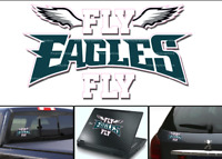 Philadelphia Eagles Fly Eagles Fly Vinyl Vehicle Car Laptop Yeti Sticker Decal