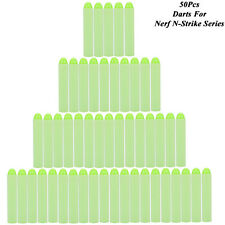 50x Refill Foam Darts Bullet For Series Blaster Elite Toy Gun Gift