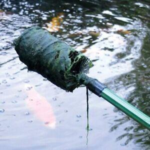 Pondxpert Net System, Brush Head, Water Garden Fish Pond Cleaning Brush Head