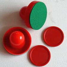 Air Hockey Arcade Quality 2 x (65mm Pushers with 50mm x 4mm Pucks)