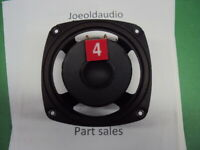 Realistic Minimus-77 40-2054 Woofer 1291 7 Ohm. Read Below. Parting Out 40-2054