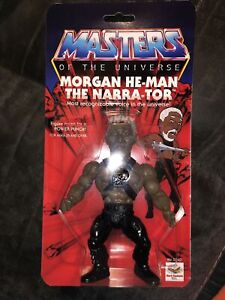 Morgan He-man The Batts-tor Masters Of Universe Brand New Sealed 90s Europe