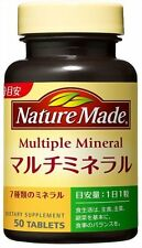 Nature Made Multi Mineral 50 Tablets Health Beauty Japan