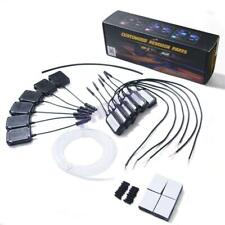 Car RGB LED Strips Ambient Light Interior Atmosphere Lamp APP Bluetooth Control