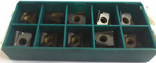 10 Wendeplatten inserts LNGX 130708R L55 WAK15 von Walter Neu H10210