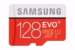Samsung EVO PLUS 64GB 32GB 128GB Micro SD SDHC SDXC Class10 4K TF Card 100MBS